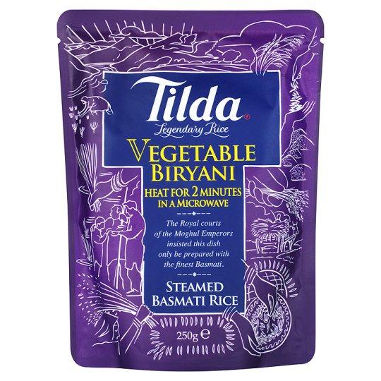 Tilda Vegetable Bryani 250g 59p @ Poundstrecher