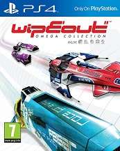 Wipeout Omega Collection £11.99 Pre-Owned Like New Copy (from Boomerang) Delivered £11.99 @ Boomerang Reantals & Grainger Games