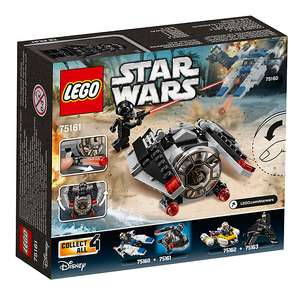 LEGO Star Wars 75161 TIE Striker Microfighter 90p @ Asda Instore