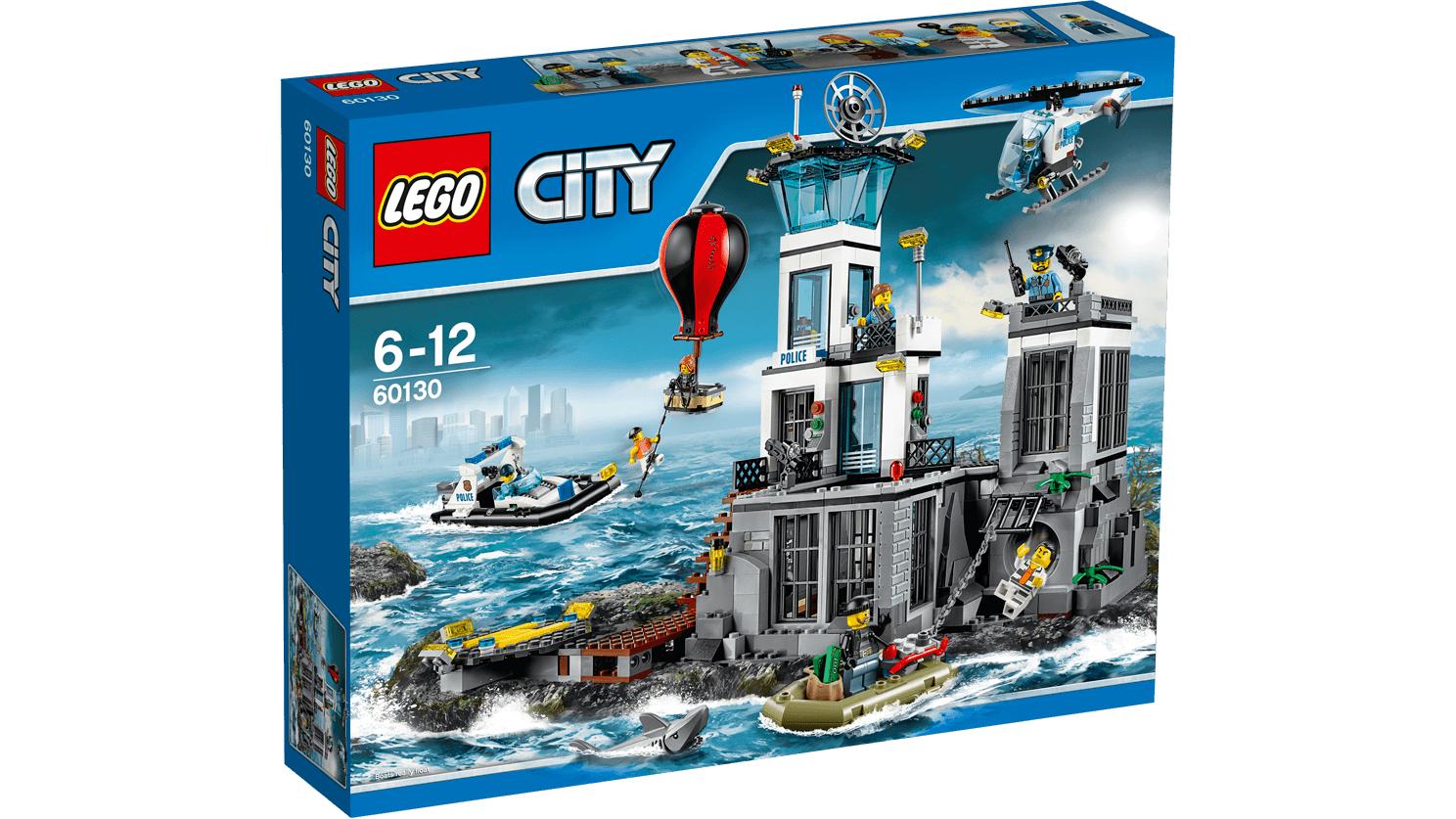 Lego Prison Island 60130 @ Lego in-store Leicester Square £37.50