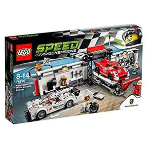 Lego 75876 Speed Champions Porsche 919 £37.50 Leicester Square Lego Store