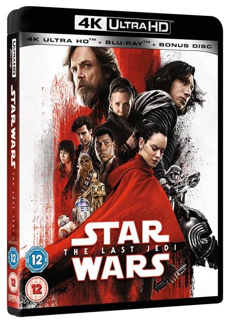 Star Wars: The Last Jedi UHD £22.49 @ Zoom