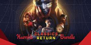 Humble Classic Returns Bundle - From 81p - Humble Bundle
