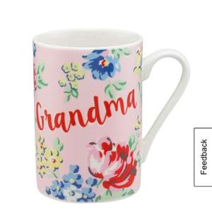 Cath Kidston Mother's Day Mugs - £3 - Instore @ Cath Kidston