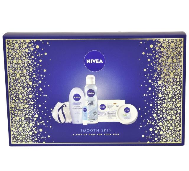 Nivea smooth skin gift set £6.99 @ B&M Gateshead