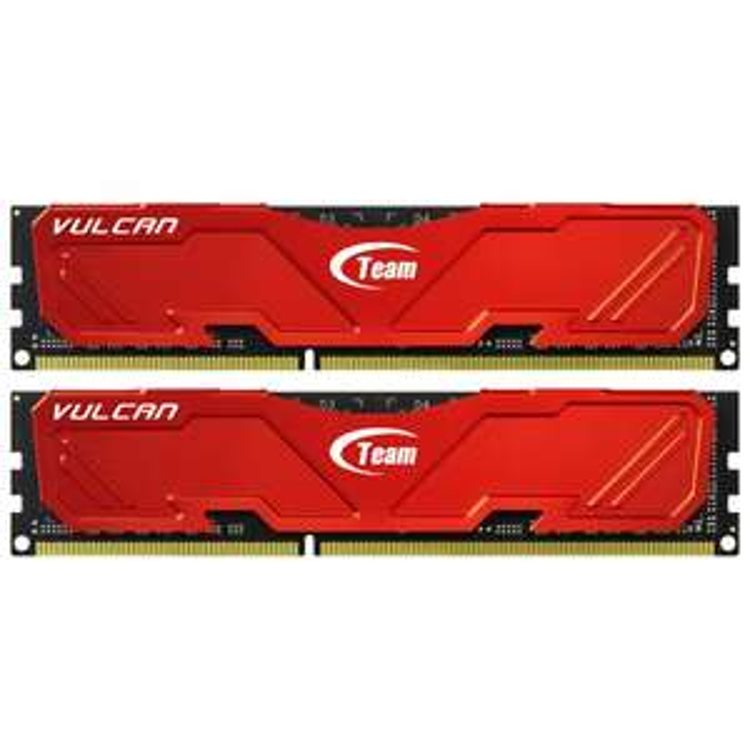 Team Vulcan DDR3 2400mhz 8GB Ram Kit - £59.99 @ Overclockers