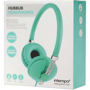 Intempo Hubbub Headphone £5.99 + £4.49 Delivery @ M&M direct