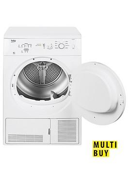 DC7112W 7kg Condenser Dryer - White - £179.99 @ Very