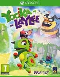 New Yooka Laylee (Xbox One) - £9.99 - also available preowned for £7.99 @ Grainger Games. Also on Ps4 for same price