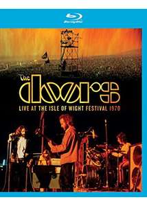 The Doors: Live At The Isle Of Wight Festival [Blu-ray] (Blu-ray) Pre-Order Base.com £13.99