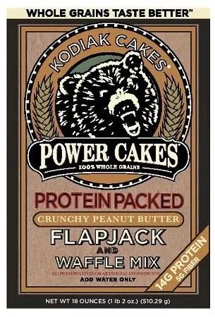Kodiak Power Cakes - BUY 1 GET 2 FREE £7.01 @ PowerBody