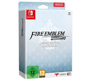 Fire Emblem Warriors: Limited Edition Nintendo Switch £37.99 @ Argos