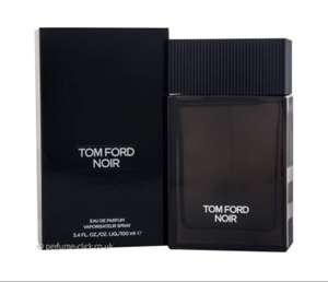 Tom Ford Noir Eau de Parfum 100ml Spray - Men's , free delivery £65.15 at Perfume click