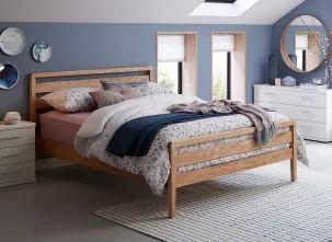 Sandhurst Double Pine Wooden Bed Frame £99 + £4.95 Delivery @ Dreams