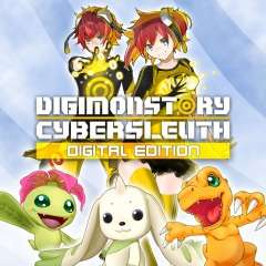Digimon Story Cyber Sleuth for PS Vita £4.99 @ PSN