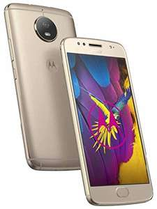 Motorola Moto G5S Smartphone (13,2 cm (5,2 Zoll), 3 GB RAM, 32 GB, Android) Fine Goldor Lunar Gray - £153 at Amazon Germany
