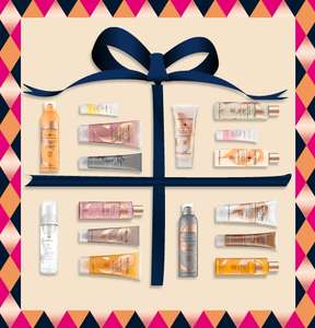 Sanctuary offer stack.  Build a gift = 3 x full size skin care products plus beauty bag plus lost in moment gift set all for £16 delivered.  Free gift alone was priced £16.