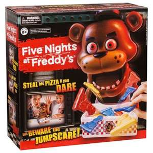 Five Nights at Freddy's Jumpscare Game £20 Del w/code @ Debenhams (Free Del code Stacks with 10% Off £30 code)
