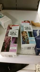 L' oreal colour rista - £1.50 instore @ Boots - gallowtree gate Leicester