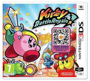 Kirby Battle Royale 3DS Game - £18.99 @ Argos