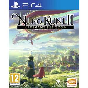 Ni No Kuni 2: Revenant Kingdom - Releasing March 23rd - £37.99 at Smyths Toys