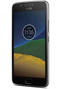Sim Free Motorola Moto G5 16GB 13MP 4G LTE Mobile Phone Grey (Manufacturer Refurb) - £102.99 @ Argos eBay