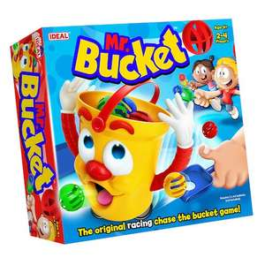 Mr Bucket game by Ideal - Tesco instore £5.50