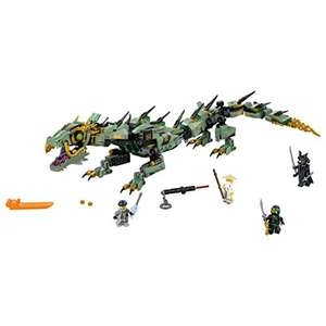 Lego Ninjago Green dragon 70612 - reduced price and in stock again - £26.99 @ Amazon