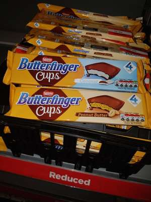Nestle butterfinger cups 20p @ Asda - Hunts cross liverpool