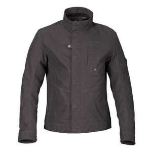 Triumph motorcycle gear outlet reductions: eg casual jackets from £30 (was £90).