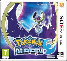 Pokemon Moon (Used) £14.99 at Grainger Games