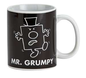Mr men mood change mug OR Little miss further reduced now £3.49 from £9.99 @ argos