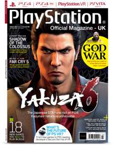 Official Playstation Magazine Annual Subscription - £34.99 @ Myfavouritemagazines