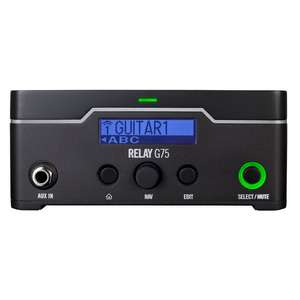 Line 6 Relay G75 Guitar Wireless System - £149 delivered @ www.andertons.co.uk
