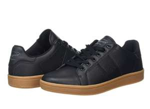 Original Penguin Mens Steadman Trainers Black/Gum OR Original Penguin Mens Brewton Trainers - £21.48 delivered @ MandM direct