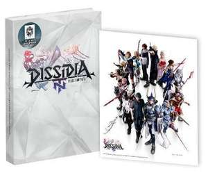 Dissidia Final Fantasy NT Collector's Edition Guide £11.76 Delivered @ A Great Read