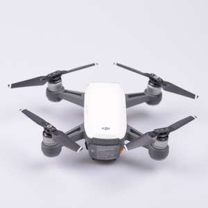 DJI Spark RTF Quadcopter Fly More Combo - Alpine White £429.99 @ Eglobal central