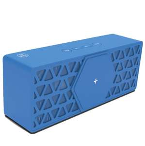 TecPlus Bluetooth speaker £8.08 prime / £12.83 non prime @ Amazon