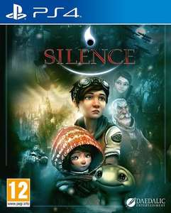 Silence (PS4) £9.85 Delivered @ Shopto