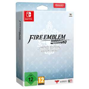 [Nintendo Switch] Fire Emblem Warriors Limited Edition - £37.99 - Amazon
