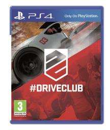 [PS4] Driveclub - £6.99 / No Man's Sky - £7.99 (Preowned) - Grainger Games