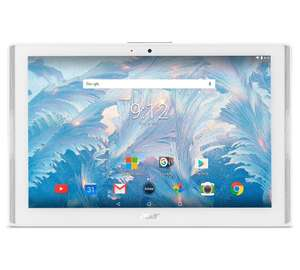 "Refurbished Acer Iconia B3-A40 10"" Tablet 2GB 16GB Android 7 £84 @ tesco ebay"