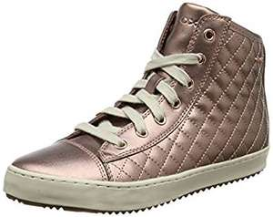 Geox Girls' J Kalispera F Hi-Top Trainers Selected Sizes / Colours £15 Prime / £19.75 Non Prime @ Amazon