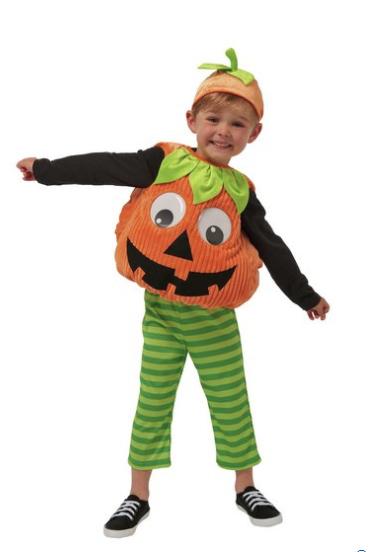 Halloween Costume 3-6 & 9-12 months £1.49 @ Argos