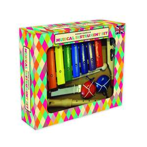 Robert Frederick Musical Gift Set in a printed Box - Harlequin, £4.54 (Prime), £8.53 (Non-Prime) @ Amazon
