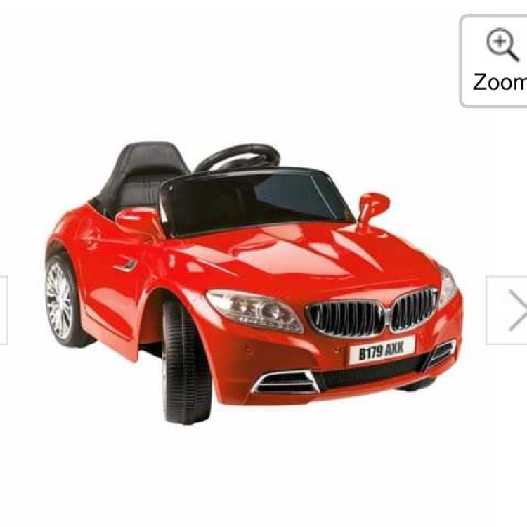 6v Red Sports Car £54.99 / £55.99 delivered @ Studio