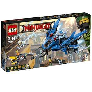 50% off - LEGO Ninjago Movie 70614 Lightning Jet Toy - £30 @ Amazon