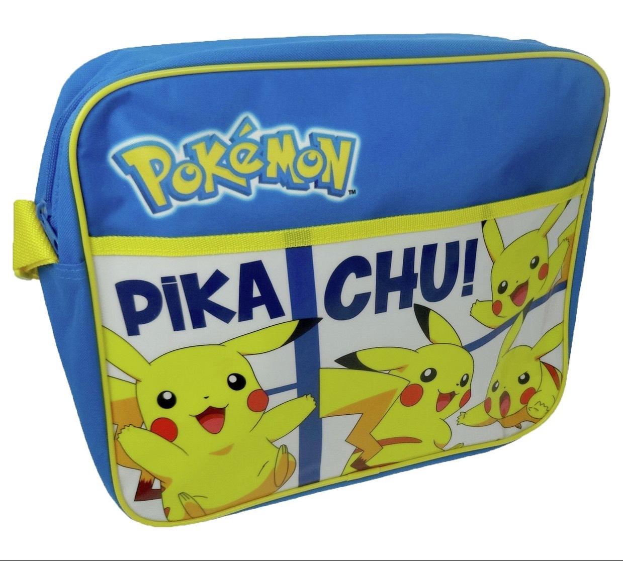 Pokemon Pikachu Messenger Bag Was £12.99 Now £5.99 Online @ Argos