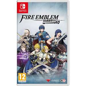Fire Emblem Warriors for Nintendo Switch - £30.00 C+C only @ Smyths