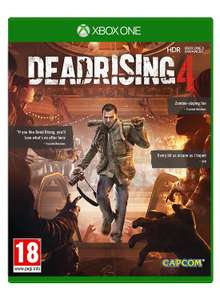 [Xbox One] Dead Rising 4 (Pre-owned) - £9.99 - Grainger Games (£10.98 - Boomerang - 4 in stock)
